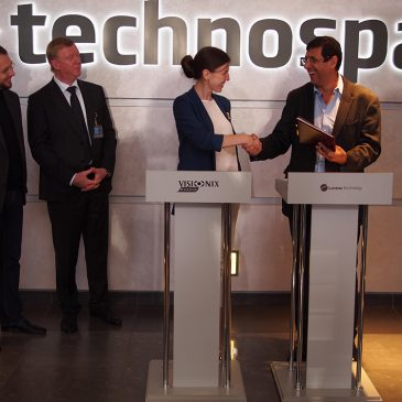 "All about eyes in 90 seconds: the production of Visionix ophthalmologic equipments has been launched in the nanocenter ""Technospark"""